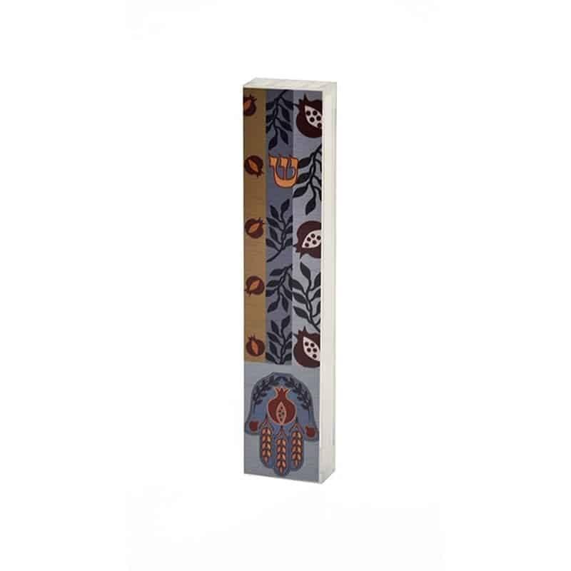 בית מזוזה דגם DMZC10-– armonhasofer ערמון הסופר בעיצוב דורית יודאיקה